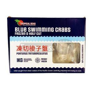Blue Swimming Crab © Eurocross London 2021